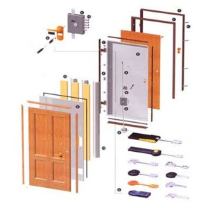 puertas acorazadas - cerrajería castellón